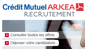 Consulter les offres Arkea